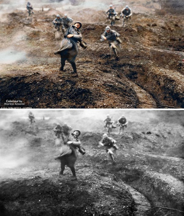 5b6d3b770b915-colorized-historic-photos-marina-amaral-94-5b6c28341ff55__700 This Artist Colorizes Old Black & White Photos, And They Will Change The Way People Imagine History Photography Random