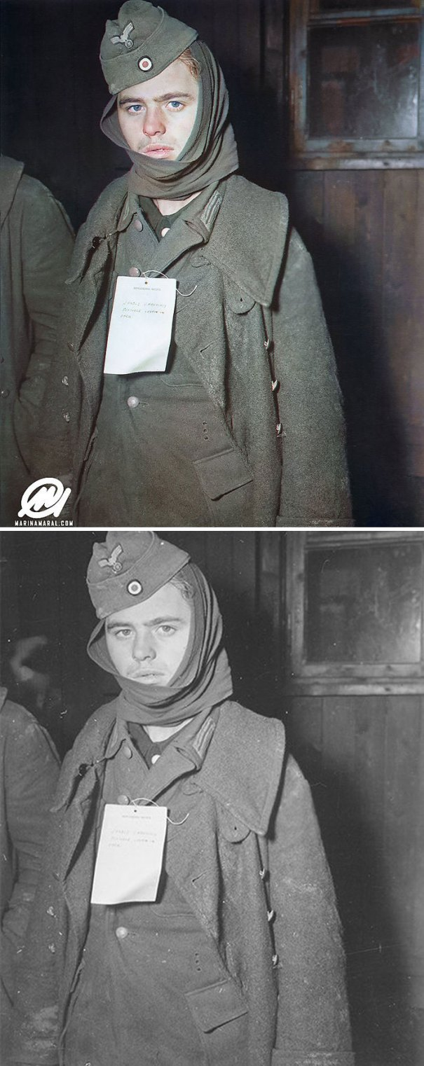 5b6d3b7d85cd0-colorized-historic-photos-marina-amaral-100-5b6c2b33183e1__700 This Artist Colorizes Old Black & White Photos, And They Will Change The Way People Imagine History Photography Random