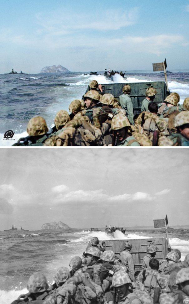 5b6d3b7e048f7-colorized-historic-photos-marina-amaral-38-5b6ad002a4aa4__700 This Artist Colorizes Old Black & White Photos, And They Will Change The Way People Imagine History Photography Random