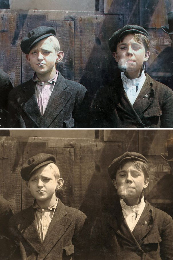 5b6d3b8387fb0-colorized-historic-photos-marina-amaral-69-5b6be0fab8d04__700 This Artist Colorizes Old Black & White Photos, And They Will Change The Way People Imagine History Photography Random