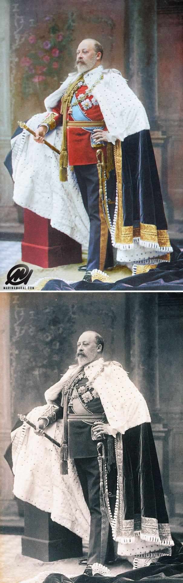 5b6d3b84022fc-colorized-historic-photos-marina-amaral-76-5b6c0ebed79fd__700 This Artist Colorizes Old Black & White Photos, And They Will Change The Way People Imagine History Photography Random