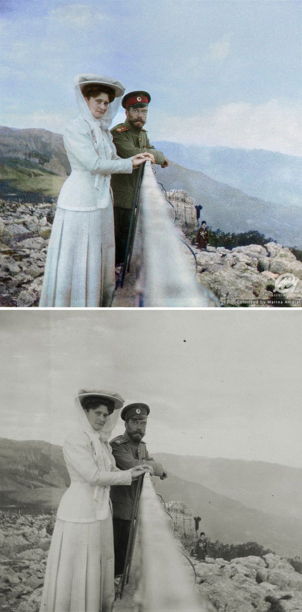 5b6d3b8a64ed4-colorized-historic-photos-marina-amaral-78-5b6c0f740755c__700 This Artist Colorizes Old Black & White Photos, And They Will Change The Way People Imagine History Photography Random