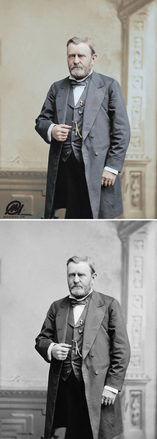 5b6d3b91639f7-colorized-historic-photos-marina-amaral-159-5b6ad45edb47c__700 This Artist Colorizes Old Black & White Photos, And They Will Change The Way People Imagine History Photography Random