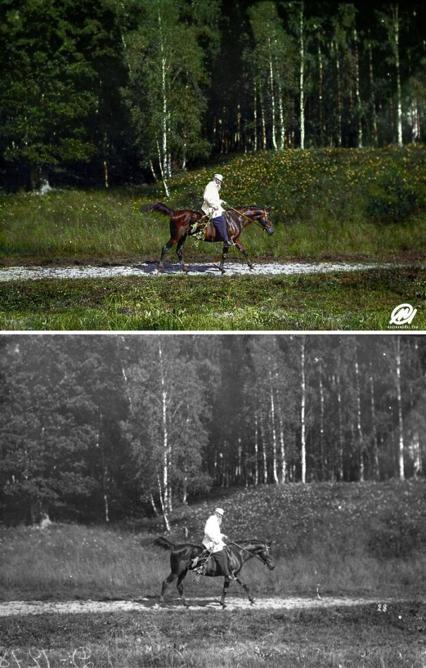 5b6d3b934bd25-colorized-historic-photos-marina-amaral-8-5b6adbea2d0d9__700 This Artist Colorizes Old Black & White Photos, And They Will Change The Way People Imagine History Photography Random