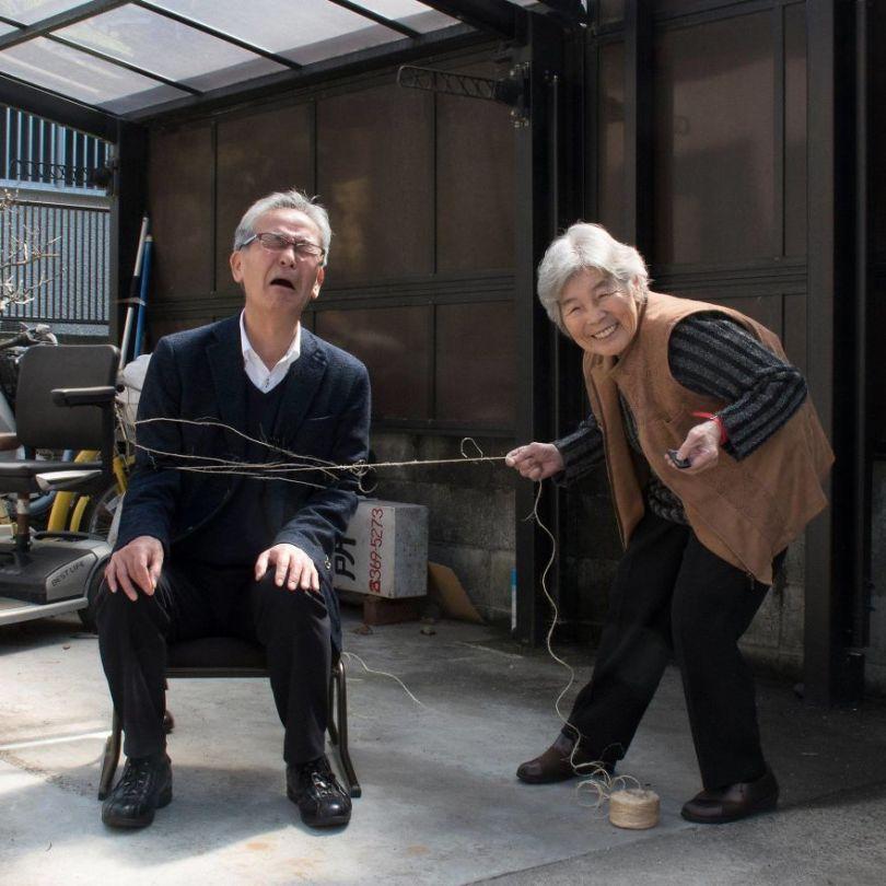 5b72c17669546 Japanese great grandmother at age 90 continues conquering social networks with her incredible joy of living 5b6cccba3b797  880 - Senhora divertida de 90 anos tem mais de 200 mil seguidores no Instagram