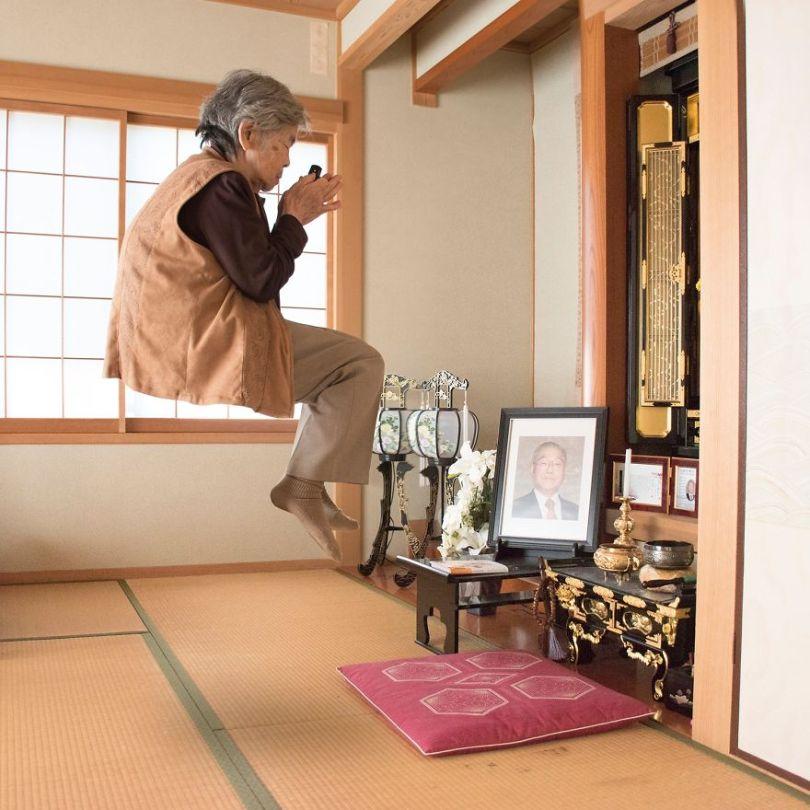 5b72c17799bdc Japanese great grandmother at age 90 continues conquering social networks with her incredible joy of living 5b6ccc112e8c8  880 - Senhora divertida de 90 anos tem mais de 200 mil seguidores no Instagram