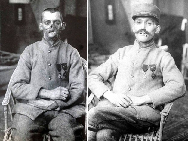 5b72c847ce2d5-face-portrait-masks-world-war-anna-coleman-ladd-7-5b6d496abd362__700 These WWI Soldiers Were So Wounded They Were Doomed To A Life Of Isolation – This Woman Changed Their Lives Random