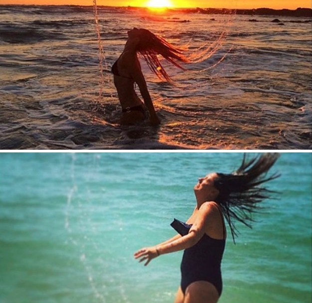 5b86505ebb132-Woman-continues-to-amuse-people-by-imitating-celebribidades-and-we-do-not-tire-of-seeing-5b83c504d4bdd__700 Woman Continues To Recreate Celebrity Instagram Pics, And The Result Is Better Than The Original (New Pics) Random