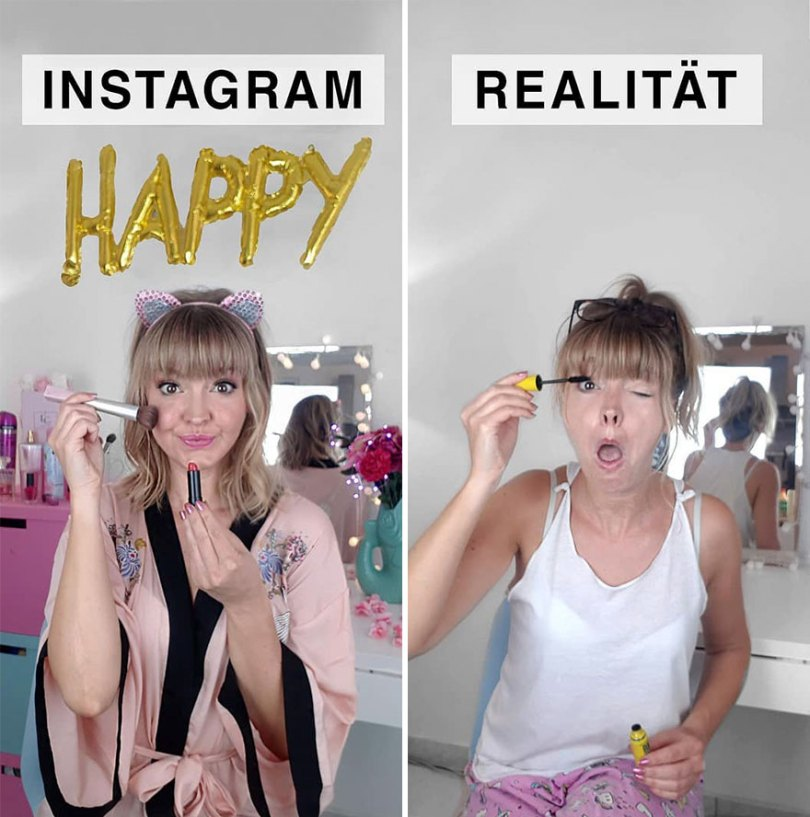 5b976d9d4d9ab German shows the reality of perfect instagram photos and the result is a lot of fun 5b8e340513770  880 - Instagram: Expectativa x Realidade # Parte 2