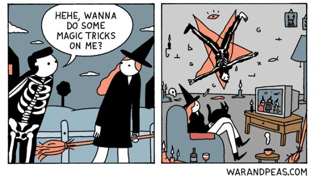 5bd021aac23d5-slutty-witch-funny-comics-war-and-peas-2-5bcec34312205__700 7 Dark And Hilariously Inappropriate Slutty Witch Comics Random