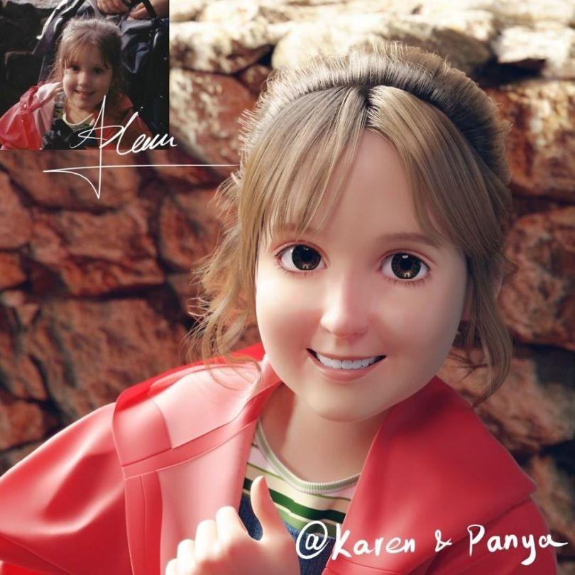 5bd1c523a4d6e 27892414 178513956098656 8588434510247362560 n 5bcfbb03ebb01  880 - Você gostaria de se tornar um personagem da Pixar? (Parte 2)