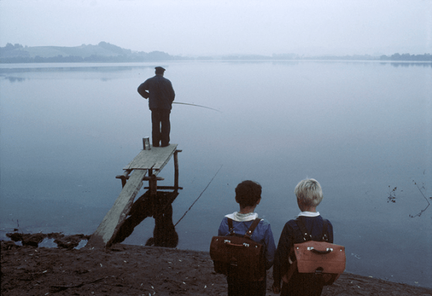 poland-in-early-80s-bruno-barbey-31 In The 1980's, This Photographer Traveled 40,000 Km Around Poland To Photograph Its Daily Life Photography Random