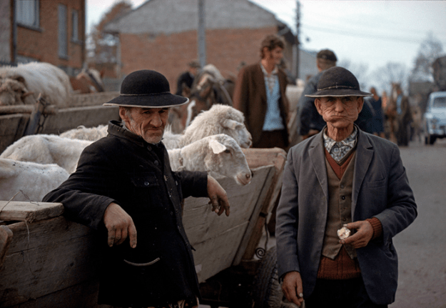 poland-in-early-80s-bruno-barbey-7 In The 1980's, This Photographer Traveled 40,000 Km Around Poland To Photograph Its Daily Life Photography Random