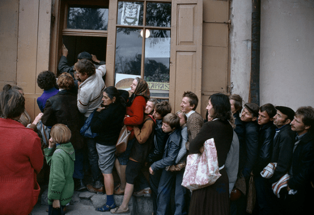 poland-in-early-80s-bruno-barbey-9 In The 1980's, This Photographer Traveled 40,000 Km Around Poland To Photograph Its Daily Life Photography Random