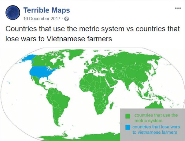 5be1afc2716a4-funny-terrible-maps-1-5be01c5ce0c45__700 25+ 'Terrible Maps' That Will Give You Nothing But A Laugh Random