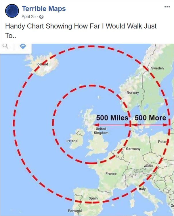 5be1afc883f7c-funny-terrible-maps-45-5be050766b368__700 25+ 'Terrible Maps' That Will Give You Nothing But A Laugh Random