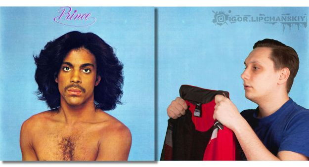 5be2e5d2a2386-prince-5b4b39462df02__880 Russian Artist Shows What's Going On Outside The Frames Of Well-Known Album Covers (New Pics) Random