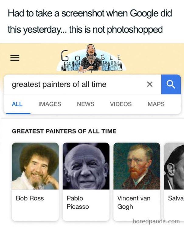 5be3fb3c6ba9e-fdsfdsdsfdfgdgfg-5be2bc315bdea__700 25+ Bob Ross Memes That Show He Truly Was The Best Art Random