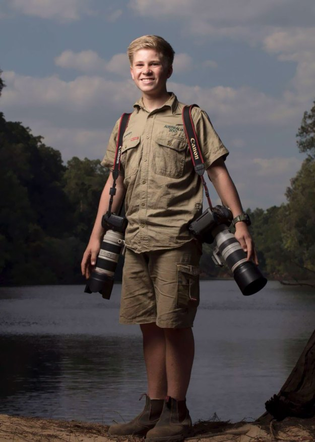 5bee8d61b0a18-wildlife-photography-robert-irwin-photo1a Steve Irwin's 14-Year-Old Son Is An Award-Winning Photographer And Here Are 40+ Of His Stunning Wildlife Photos Photography Random