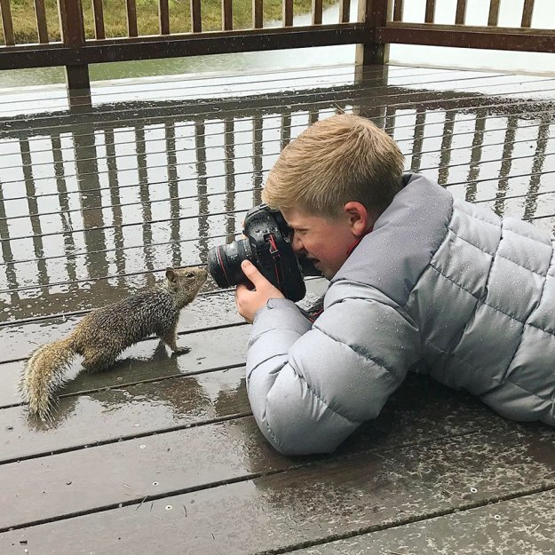 5bee8d62797ae-wildlife-photography-robert-irwin-photo3a Steve Irwin's 14-Year-Old Son Is An Award-Winning Photographer And Here Are 40+ Of His Stunning Wildlife Photos Photography Random