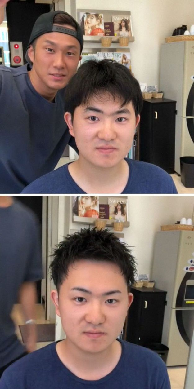5bfd5576c2851-man-hairstyle-transformations-shou-otsuki-japan-5bfbb708b997b__700 This Japanese Barber Shows What A Big Difference A Great Haircut Can Make Random