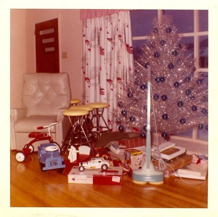1960s Christmas Decorations