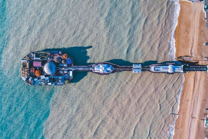 5c3d9ff8e1a79 aerial photography contest 2018 dronestagram 6 5c3c4131d0955  880 - 50 imagens de tirar o fôlego utilizando Drones