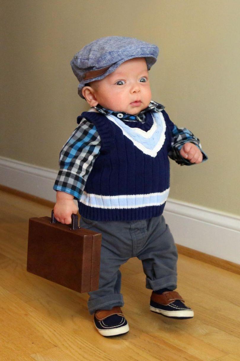 """5c497b3ad837a Ryan9 5c4756435c5cb  880 - Pai fez seu bebê prematuro fazer """"coisas de homem"""". É hilário!"""