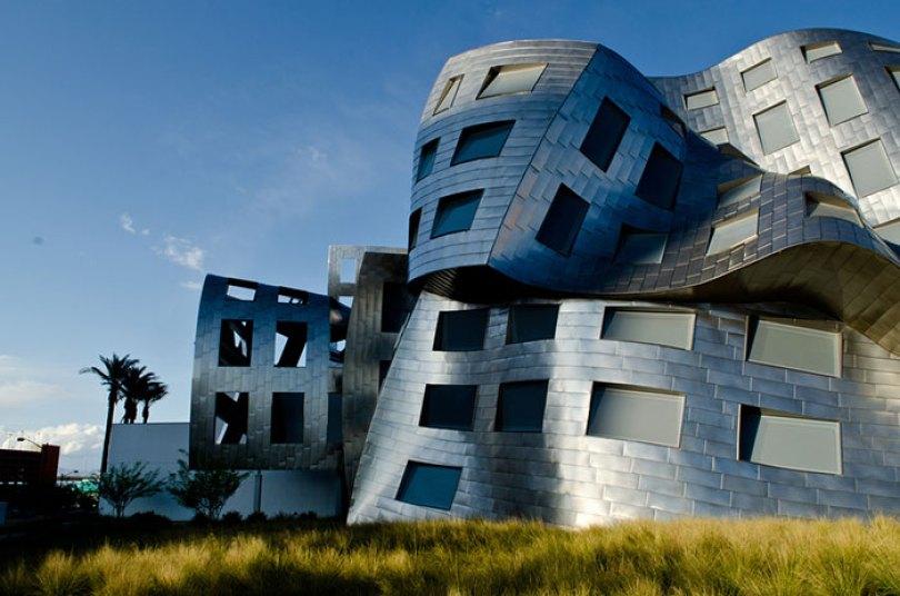 5c501143b38cc las vegas 5c487087b19f9  700 - Os impressionantes edifícios do arquiteto Frank Gehry