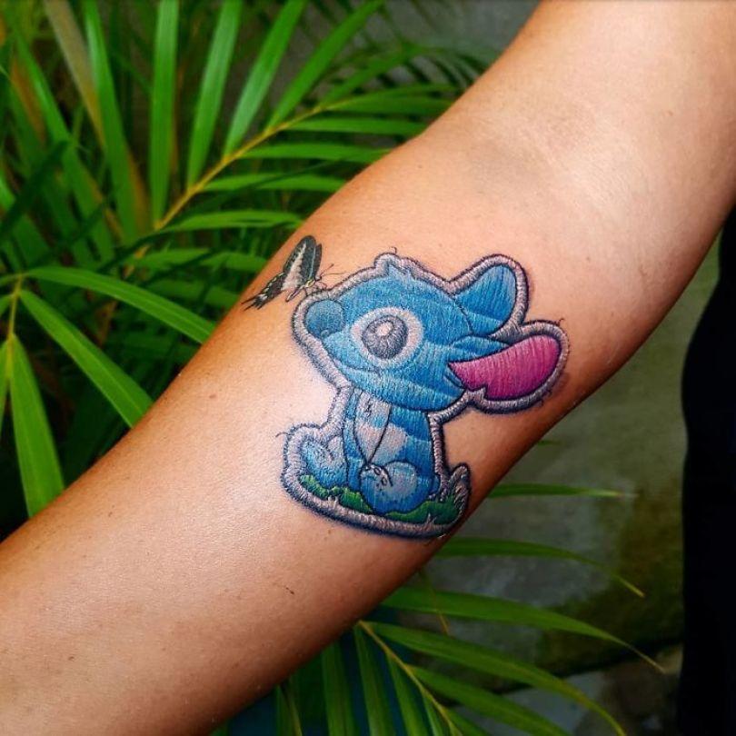 """5cab03025aa46 Bu4d3yeH3ja png  700 - 30 tatuagens em estilo """"bordado"""" são lindas e intrigantes"""