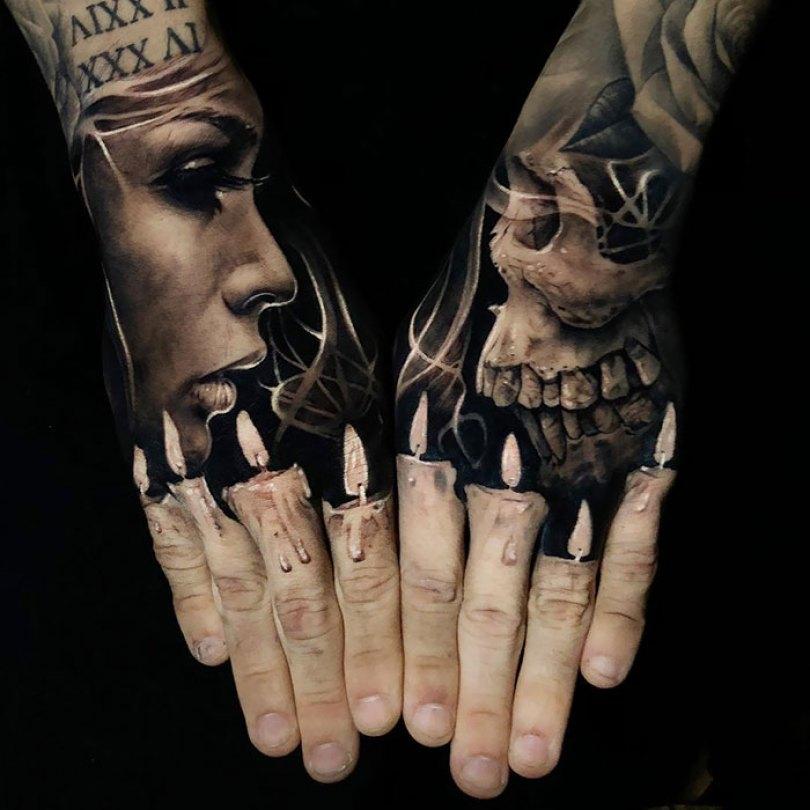 5caef3b83de9a 3d tattoo ideas 5 5caae91fd24e6  700 - 56  Tatuagens em 3D que irão bagunçar sua mente