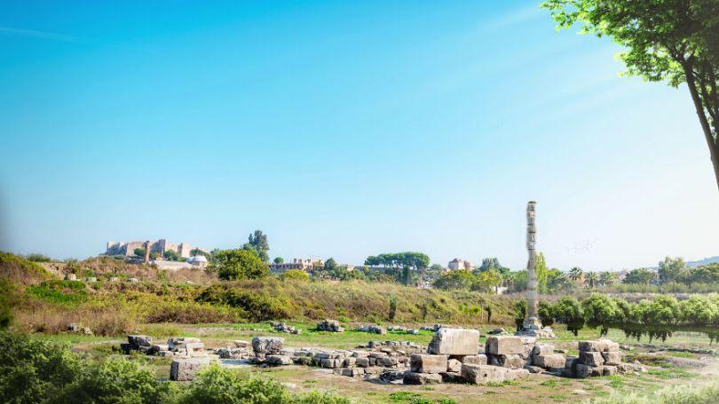 5ccff2109e70b 07 Seven Wonders Ephesus BEFORE 5cc7ad508ae22 png  880 - 7 Imagens Impressionantes das Maravilhas do Mundo Antigo em seu auge