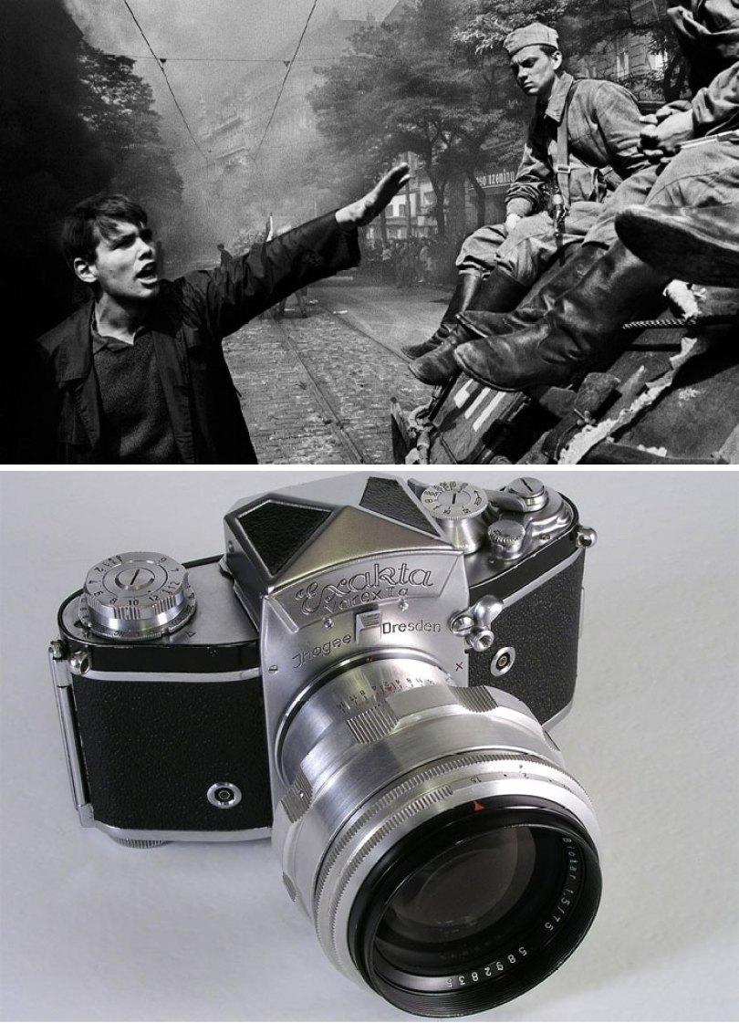 5d3171cbd4c9e camera 17 5d302595b6372  700 - 20 câmeras que foram usadas para capturar essas fotos icônicas