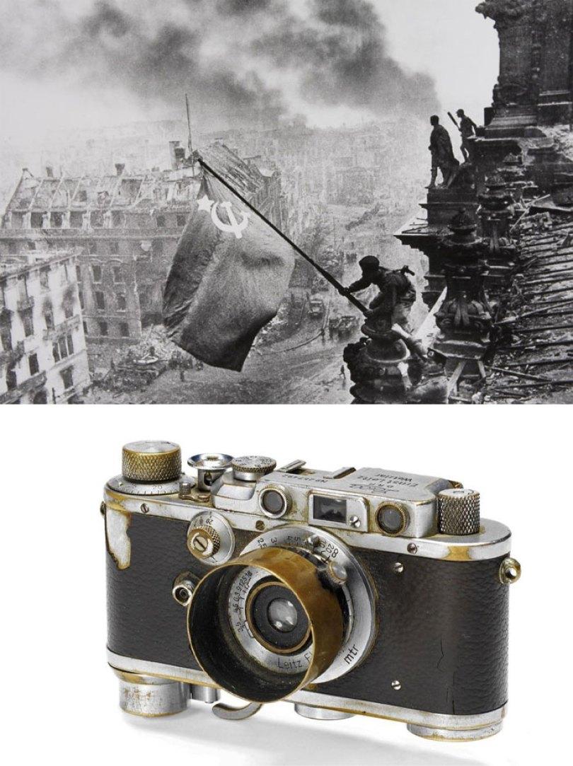 5d3171cc0676a camera 3 5d301a786c917  700 - 20 câmeras que foram usadas para capturar essas fotos icônicas