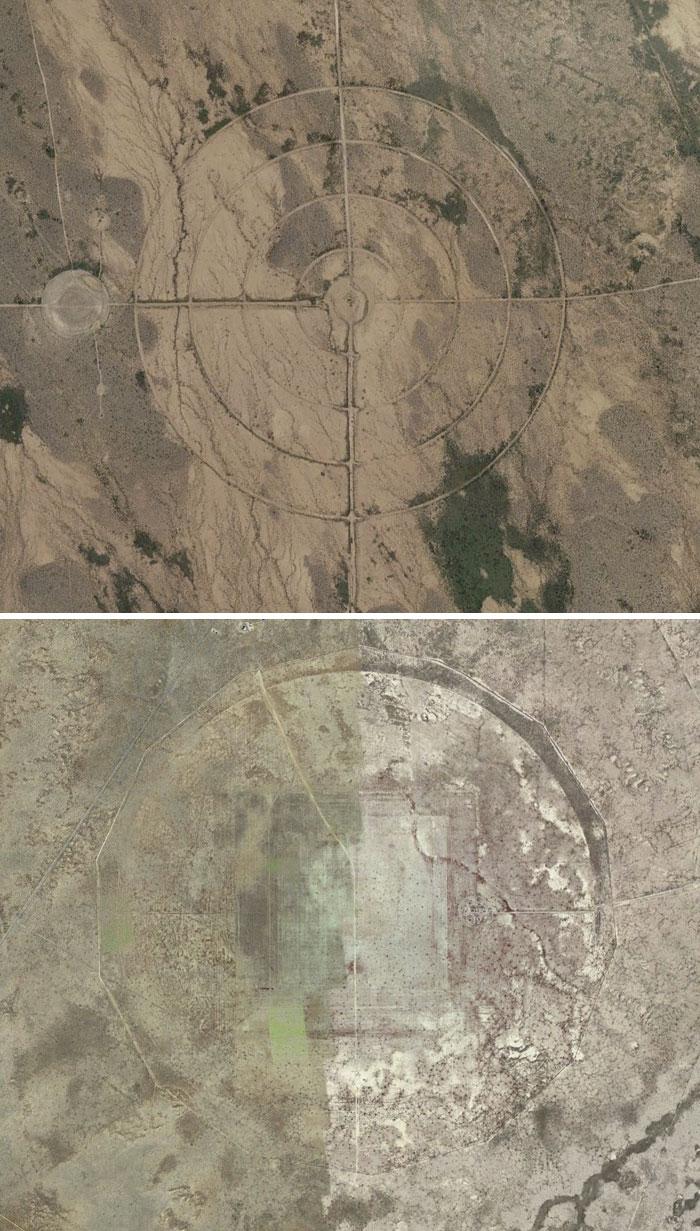 5d5507eecf2fe 54 5d529bf20ddfa  700 - 30 coisas mais interessantes que um geólogo encontrou no Google Earth