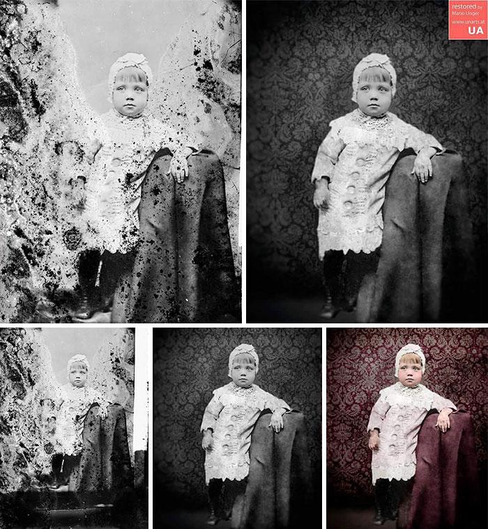 5d66239b5936b old photo restorations mario unger 5d64d316c0f5c  700 - Projetos gráficos: A arte em colorir vídeos e fotos em preto e branco
