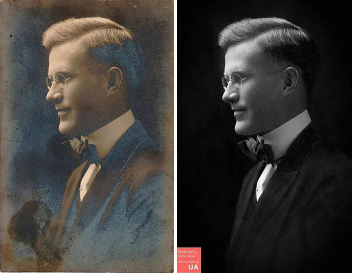 5d66239bdc38a old photo restorations mario unger 5d64d555a0135  700 - Projetos gráficos: A arte em colorir vídeos e fotos em preto e branco