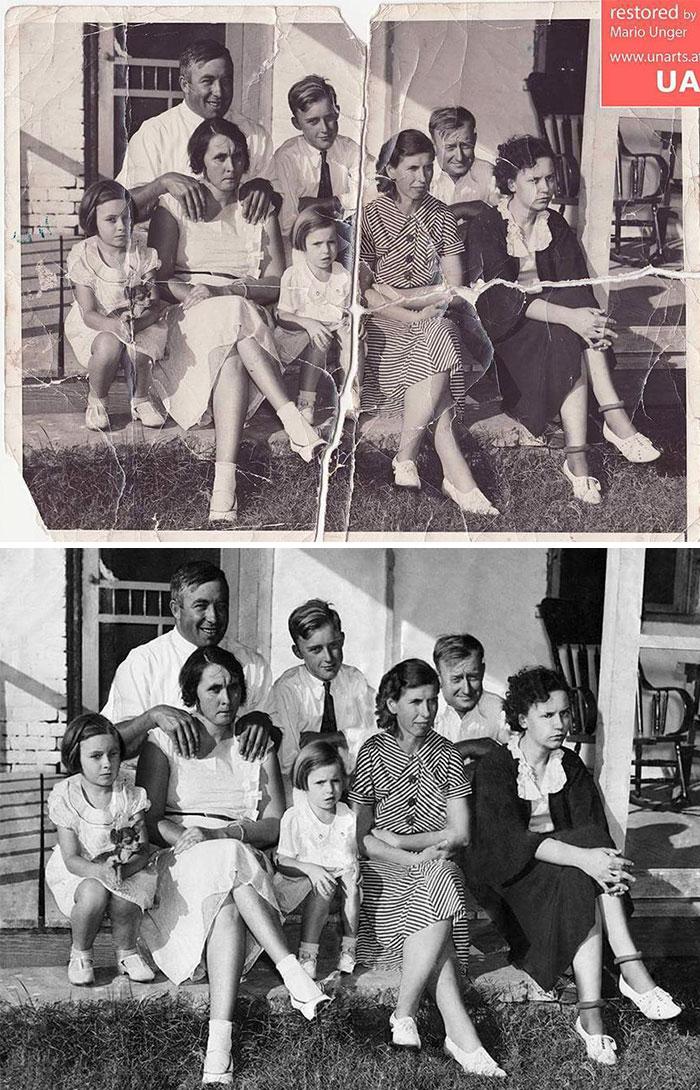 5d66239c05695 old photo restorations mario unger 5d64d81d7e1b9  700 - Projetos gráficos: A arte em colorir vídeos e fotos em preto e branco
