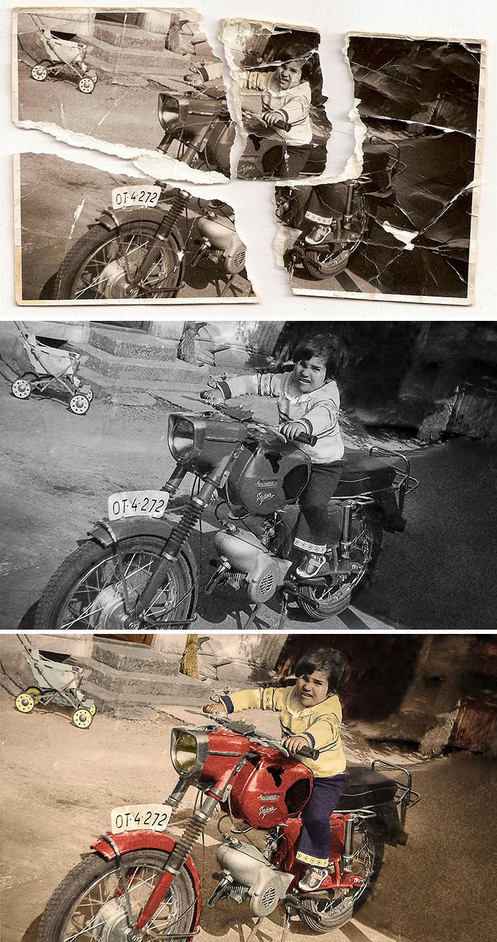 5d66239c3271c old photo restorations mario unger 5d64dfbd0fe23  700 - Projetos gráficos: A arte em colorir vídeos e fotos em preto e branco