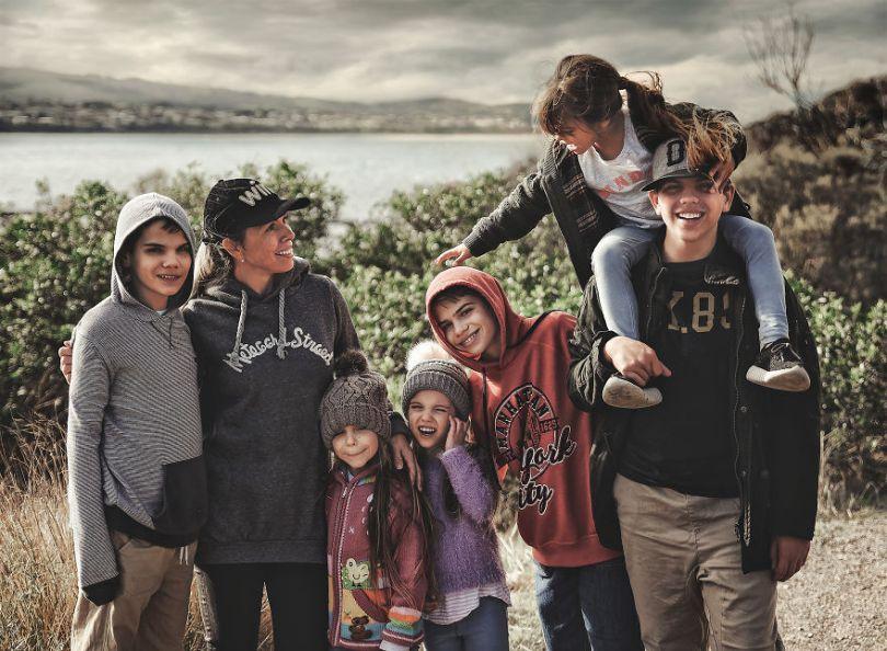 5d68d21755394 79 months Victor Harbour29 5d55117877a94  880 - Mãe de gêmeos e depois trigêmeos documenta sua família em fotos adoráveis