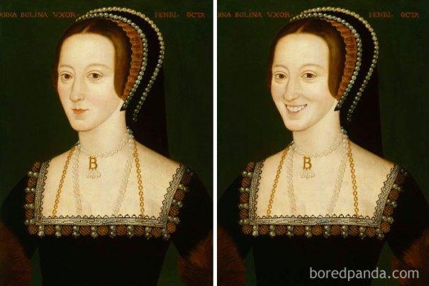 5d7602f07b302 famous paintings portraits faceapp 37 5d724684ac82c  700 - Com um sorriso é sempre melhor