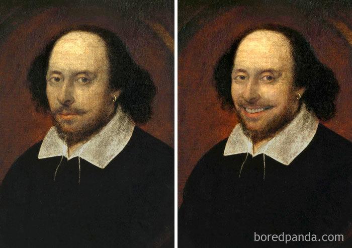 5d7602f141260 famous paintings portraits faceapp 22 5d72204a1ec42  700 - Com um sorriso é sempre melhor