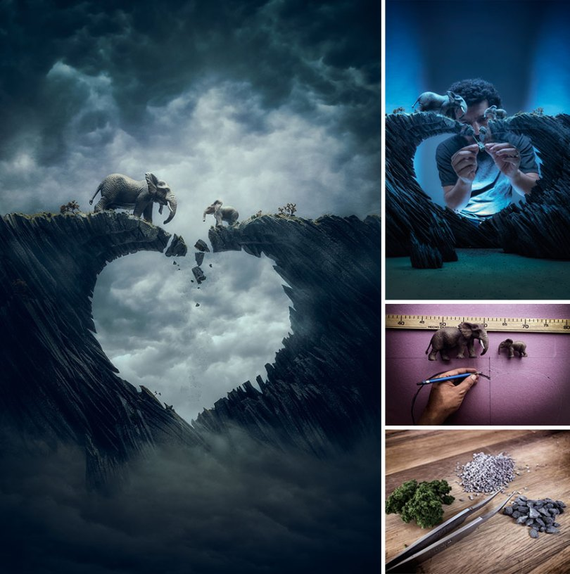 5d96fd67271a7 I use Crafts and Photography to Create my own Worlds 5d95c0db9e687  880 - Ele Voltou! Agora com 40 fotos em miniaturas com ajuda de efeitos especiais