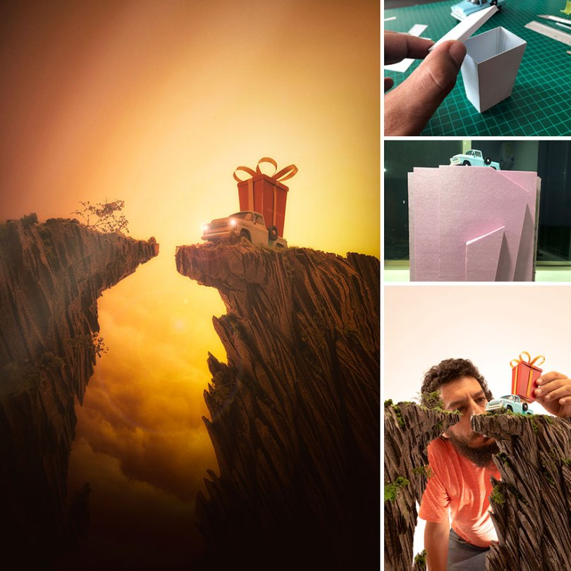 5d96fd6beb591 I use Crafts and Photography to Create my own Worlds 5d95c0fa6ce03  880 - Ele Voltou! Agora com 40 fotos em miniaturas com ajuda de efeitos especiais