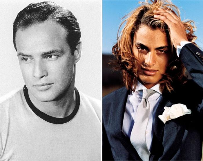 5d9aeed11aa7b famous people offsprings 15 5d8ccbe557abd  700 - Estas celebridades americanas também tinham antepassados famosos