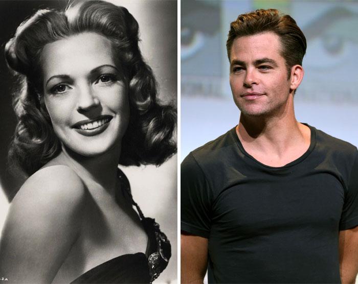 5d9aeed138505 famous people offsprings 13 5d8ccbe1c77c4  700 - Estas celebridades americanas também tinham antepassados famosos