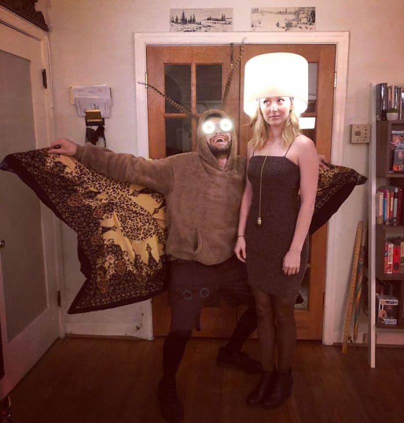 5dba981424246 5da8355ce1c69 prwa6sc12vu11  700 - Casais que apavoraram em suas fantasias para o Halloween