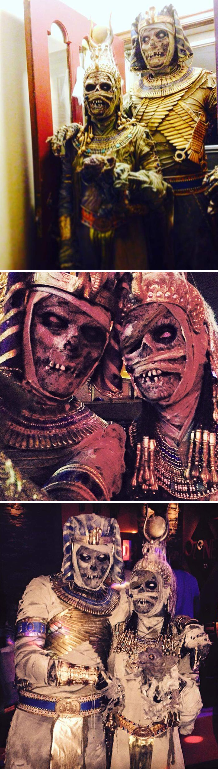 5dba981488674 halloween couple costume ideas 100 5da6c624be970  700 - Casais que apavoraram em suas fantasias para o Halloween