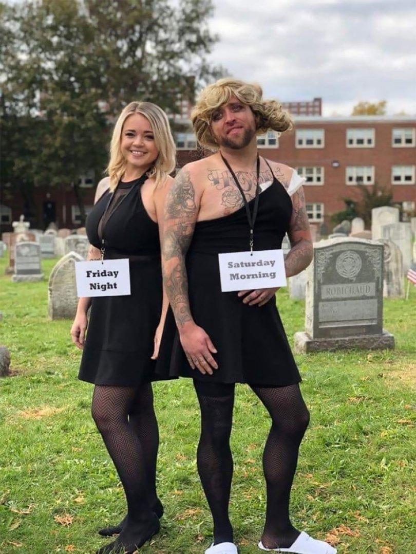 5dba9814bd599 halloween couple costume ideas 110 5dadbbfc09eb4  700 - Casais que apavoraram em suas fantasias para o Halloween
