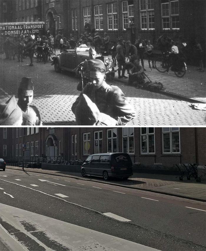 5dc52262437a4 Europe during World War 2 and Today our top 22 Now And Then images 5dbffce681a54  700 - 30 fotos fabulosas durante as Guerras e como são esses lugares hoje